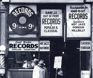 record shop, headquarters, and vinyl image