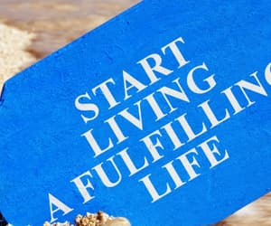 fulfilling life tips, article, and fulfilling life image