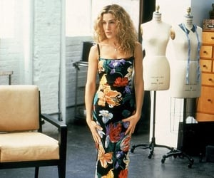 Carrie Bradshaw, sarah jessica parker, and sex & the city image