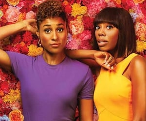 hbo, issa rae, and insecure image