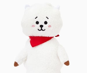 plushie, red, and rj image