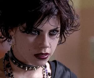 gif, goth, and punk rock image