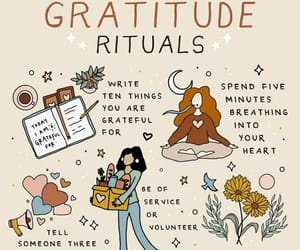 mind, gratitude, and healthy image