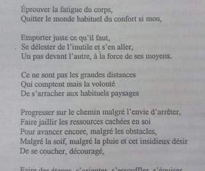 francais, marcher, and vie image