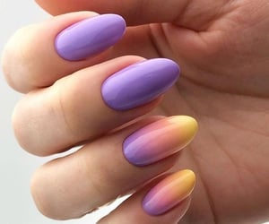 inspiration, nail art design, and manicure image