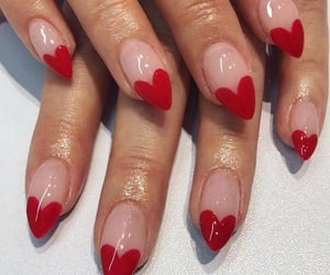 create, makeup, and manicure image