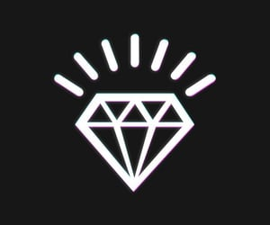 diamond, wallpaper, and lockscreen image