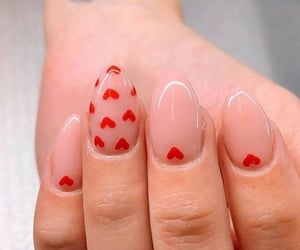 beauty, manicure, and style image