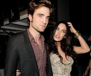 megan fox, robert pattinson, and Hot image