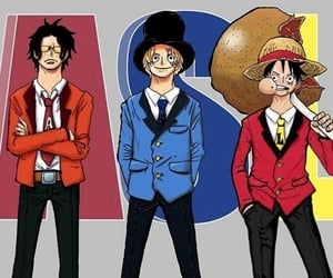 draw, one piece, and portgas d ace image