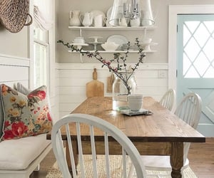 home, kitchen, and country living image