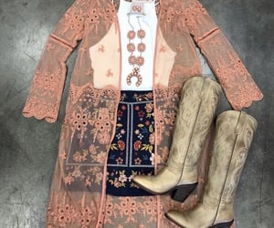 cowboy boots, fashion, and western image