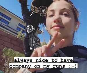 emily rudd and instagram story image