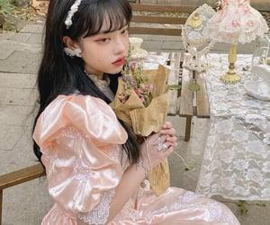 chinese, pink, and princess image