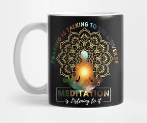 inspirational, mandala, and sayings image