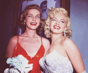 50s, celebrity, and Marilyn Monroe image
