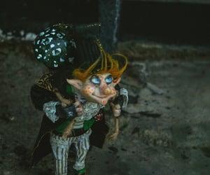 fae, gnome, and irish image