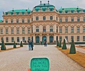 artsy, belvedere, and vienna image