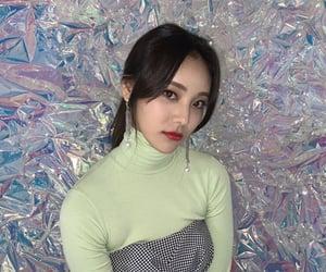 jeong jinsoul, girl group, and kpop image