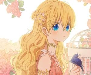 anime girl, aesthetic, and beautiful image