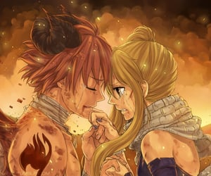 anime, shonen, and nalu image