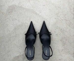 Balenciaga, fashion, and heels image