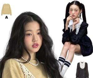 edit, kpop, and magazine image