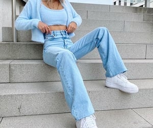 air force, nike, and baby blue image