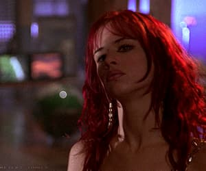 gif, red head, and juliette lewis image