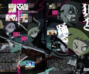 anime, professor stein, and crona gorgon image