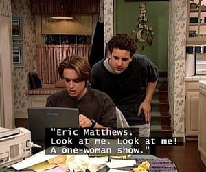 boy meets world, boys, and funny image