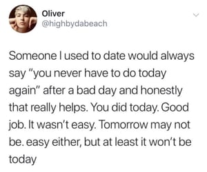 bad day, comforting, and date image
