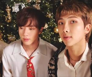 jin, kim seokjin, and rm image