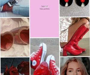 aesthetics, vermelho, and julia image