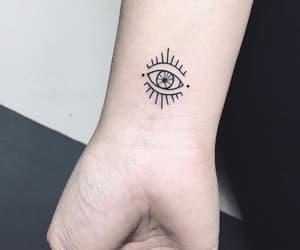 tatuaggi, black, and girl image