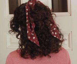fashion, hair, and lookbook image
