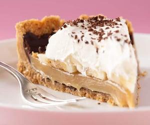 chocolate, desserts, and pie image