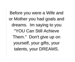 ambitions, goals, and life image