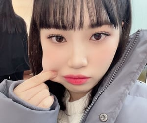chaewon, overlay, and png image