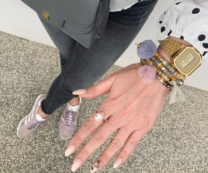 adidas, blouse, and arm candy image