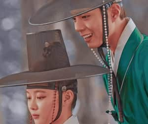 drama, Korean Drama, and love in the moonlight image