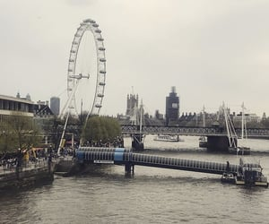 discover, london, and london eye image