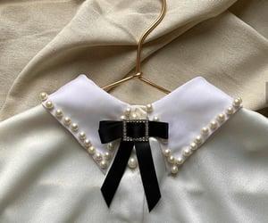 collar, fashion, and gossip girl image