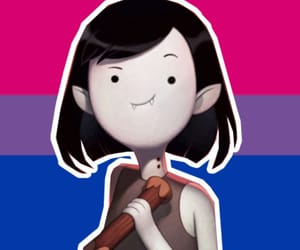 cartoon, bissexual, and icons image