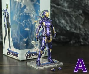 action figure, Marvel, and pepper potts image