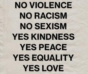 equality, peace, and politics image