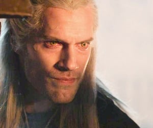 Henry Cavill, netflix, and the witcher image