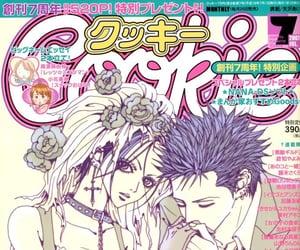Nana, magazine, and anime image