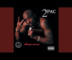 rap, tupac shakur, and video image
