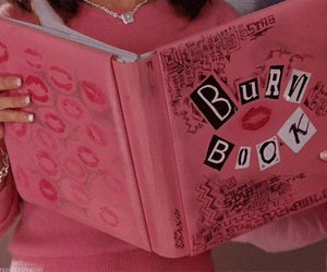 burn book image